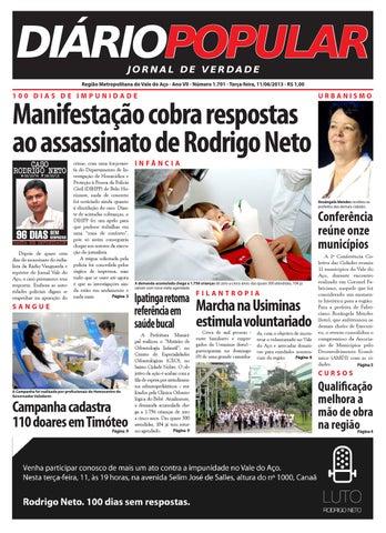 11 06 2013 by Jornal Diário Popular - issuu 4e44576087c96