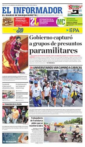 3eca6986c Elinformador2013 06 11 by El Informador - Diario online Venezolano ...