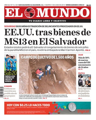 Mundo110613 by Diario El Mundo - issuu b2be9c06b223f