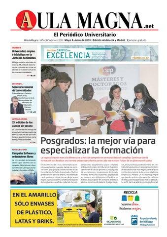 6f1a3edba7b45 238 - Aula Magna - Andalucía y Madrid by Aula Magna - issuu
