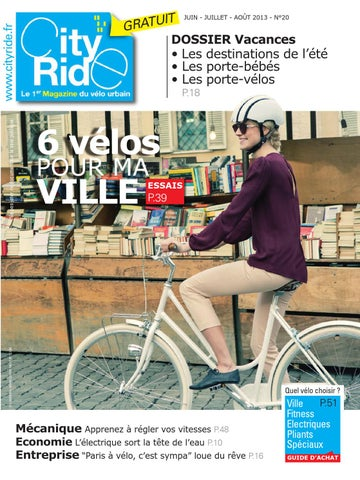 City Ride 20 by Editions Blue Ride - issuu b01e989547f
