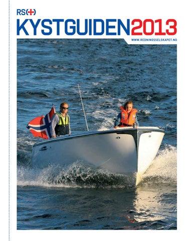 Kystguiden 2013 By Scan Info Issuu
