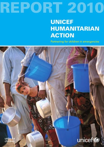 Unicef Humanitarian Action For Children 2010 By Unicef Norge Issuu
