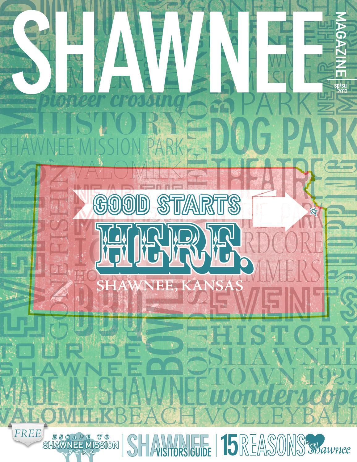 9cd717f1dca40 SHAWNEE MAGAZINE by Sunflower Publishing - issuu