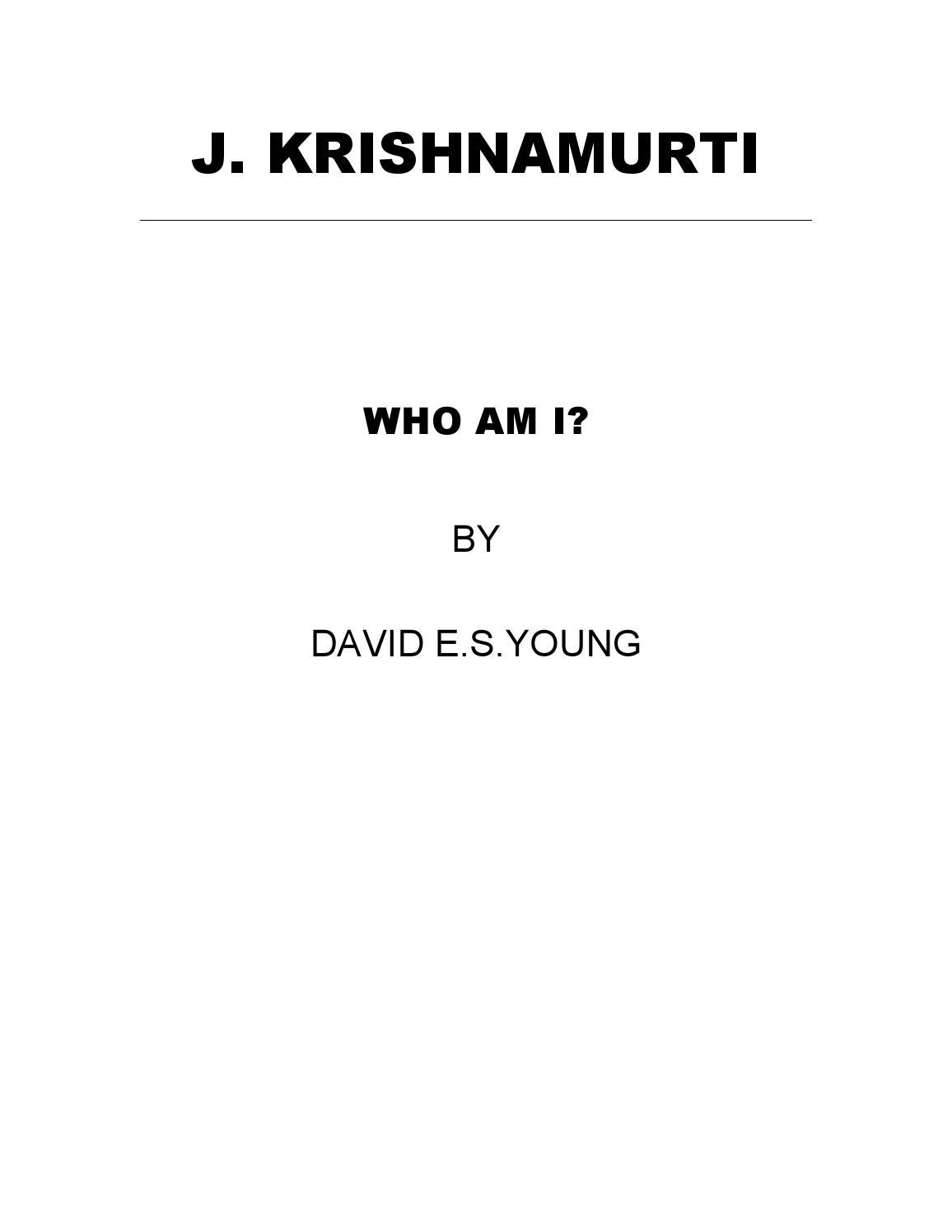 Krishnamurti And The Rajagopals Epub Download