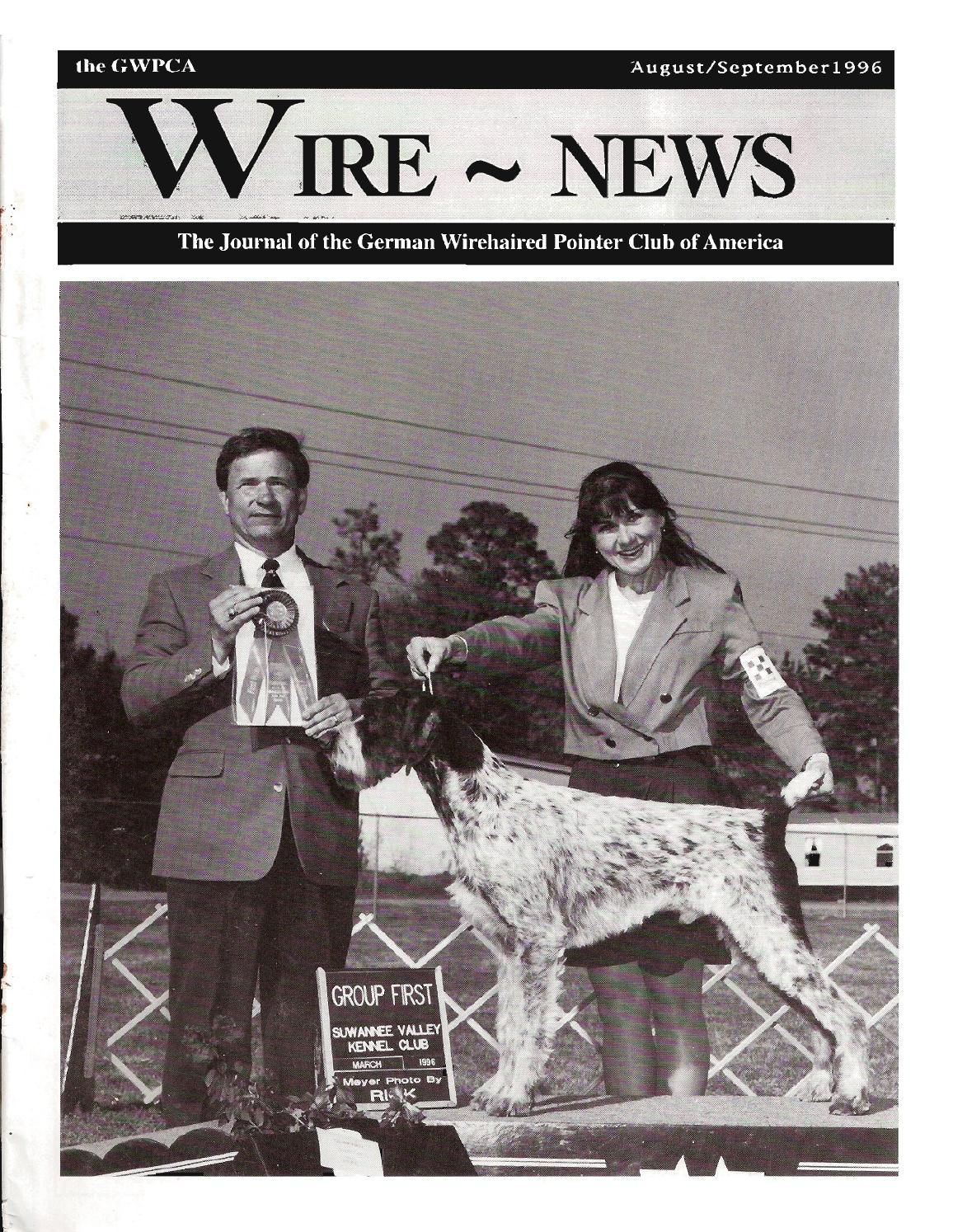 Wire~News 1996 Aug.-Sept. by Reece GWP - issuu
