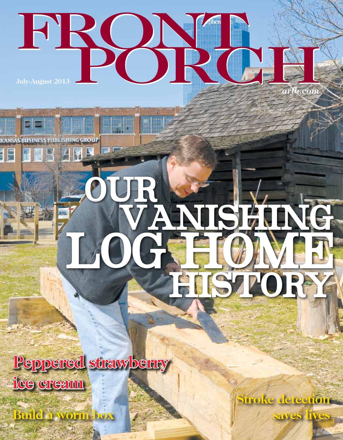 Front Porch - July/August 2013 by Arkansas Farm Bureau - Issuu