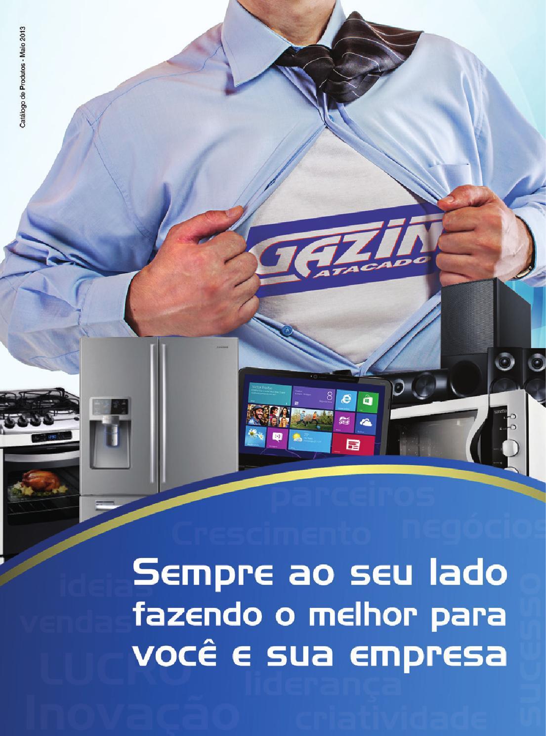 Revista Gazin Atacado by Gazin Atacado - issuu 70e88ac96118