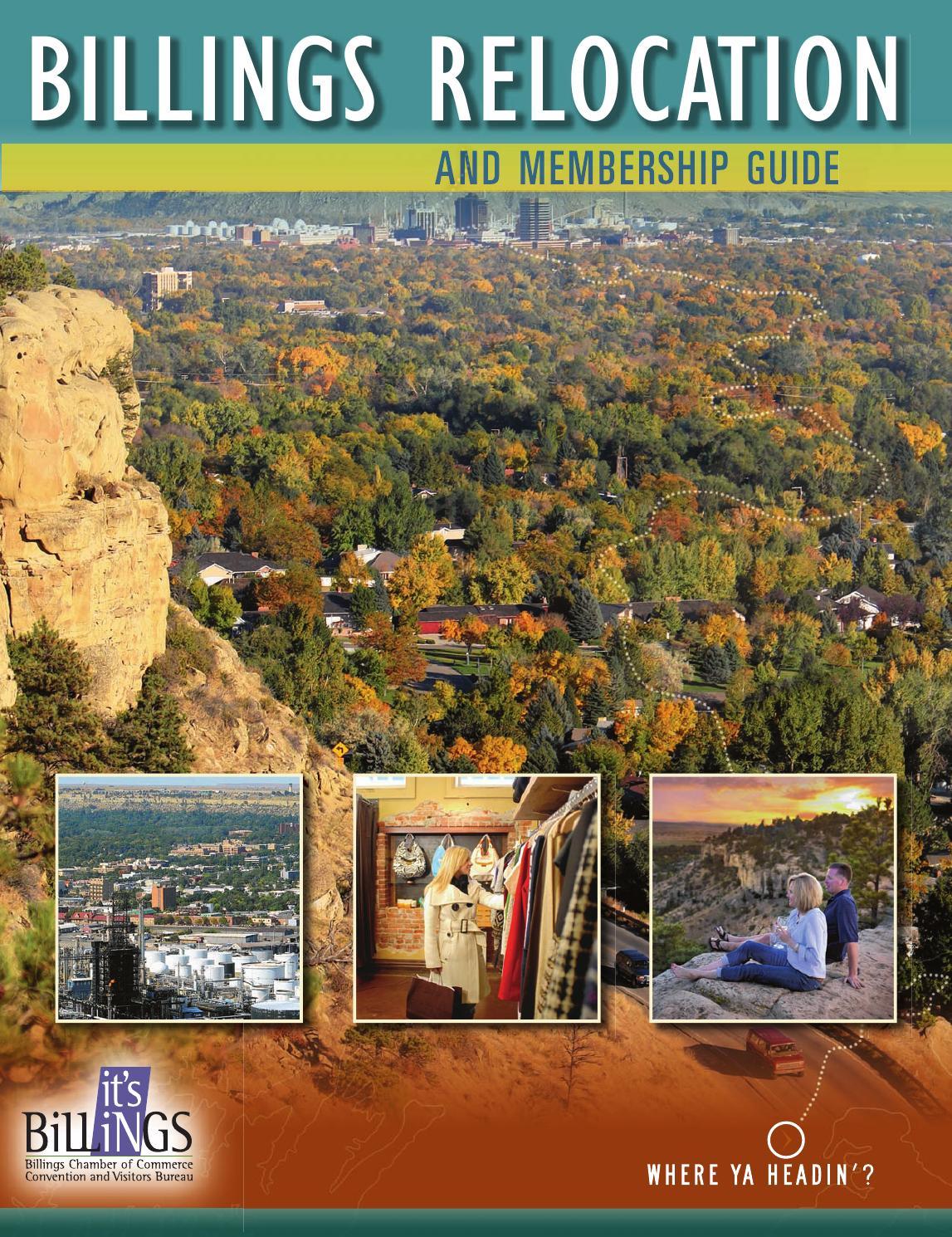 Relocation Guide 2013 by Billings Gazette - issuu
