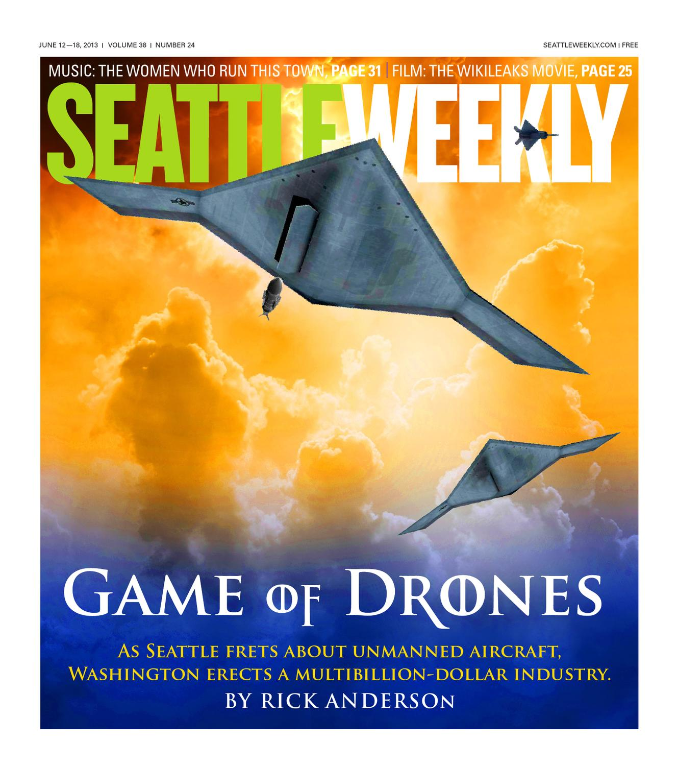 Seattle Weekly June 12 2013 By Sound Publishing Issuu Fossil Modern Pursuit Chronograph Blue Silicone Watch Es 4023
