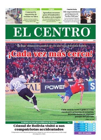 bd6601b4937aa Diario 12-06-2013 by Diario El Centro S.A - issuu