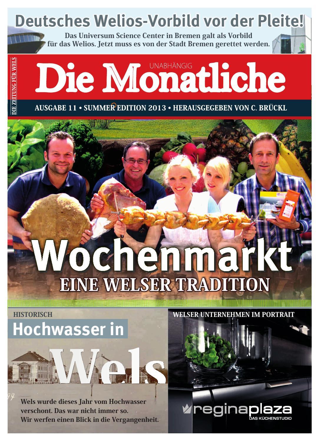 Die Monatliche Ausgabe 11 by Die Monatliche Die Zeitung