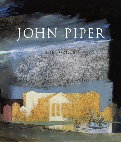 The Forties John Piper