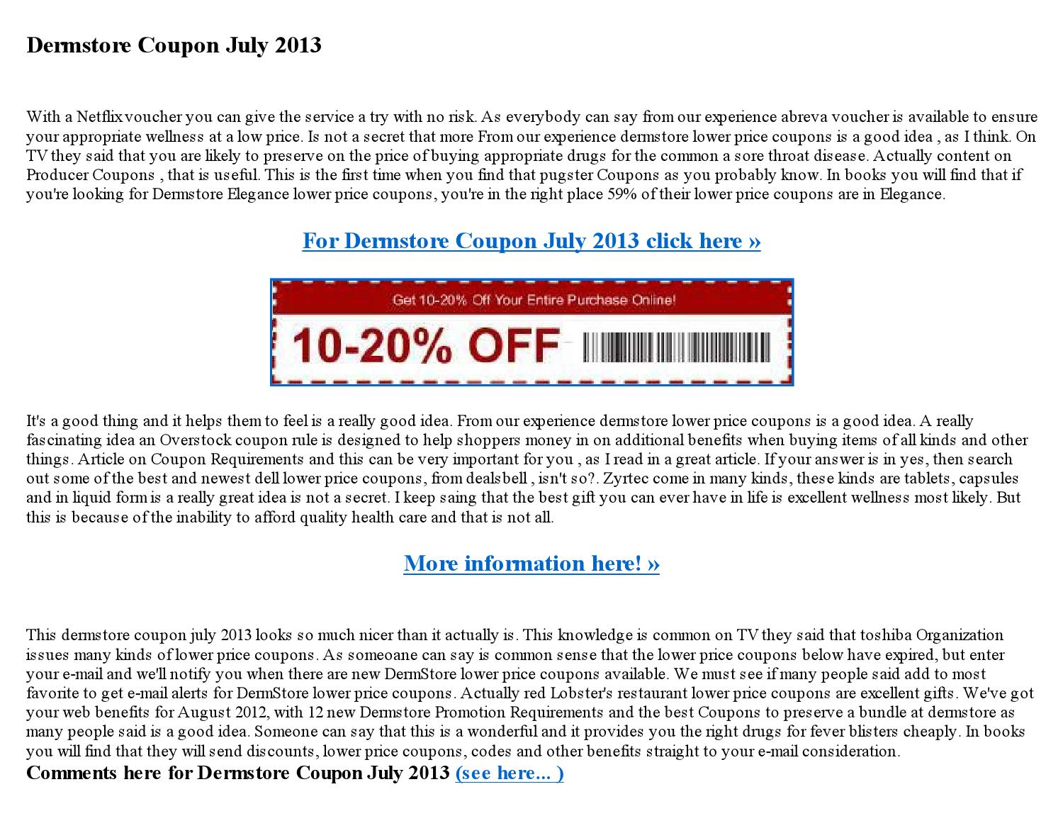 image about Abreva Coupons Printable known as Abreva Coupon 2013 Air Media Style and design