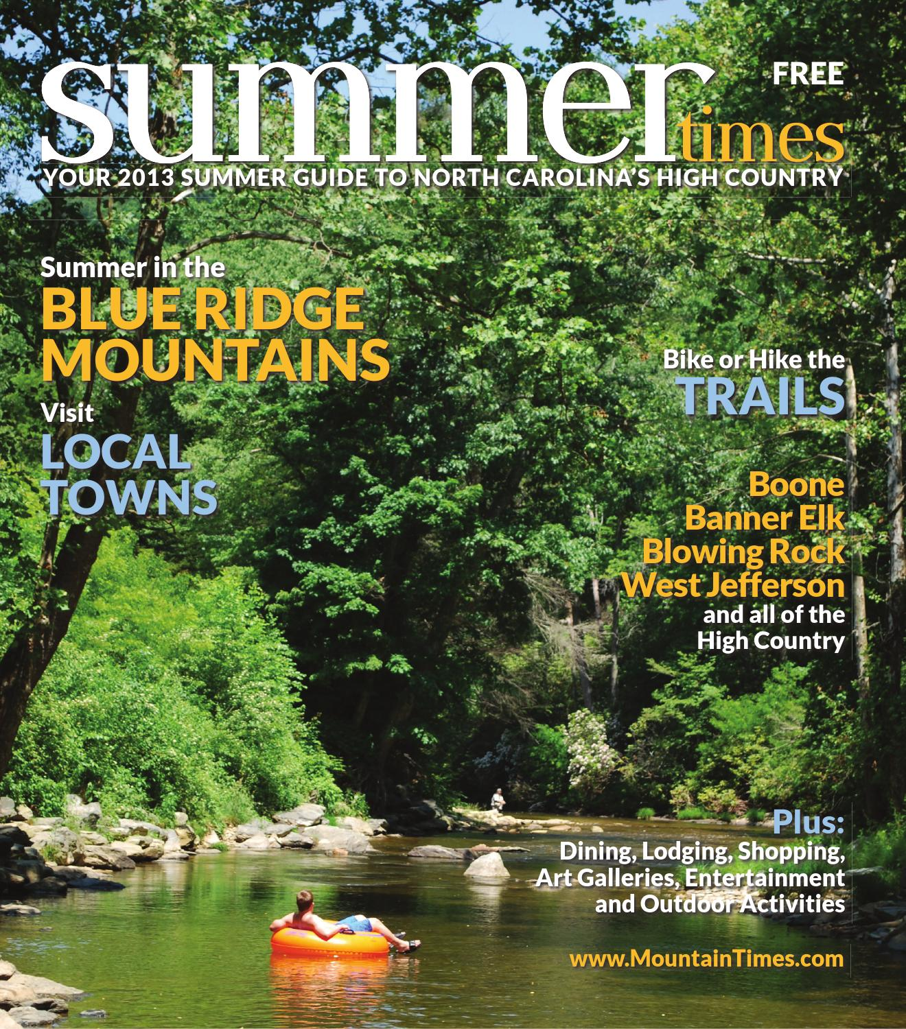 Summer Times By Mountain Publications