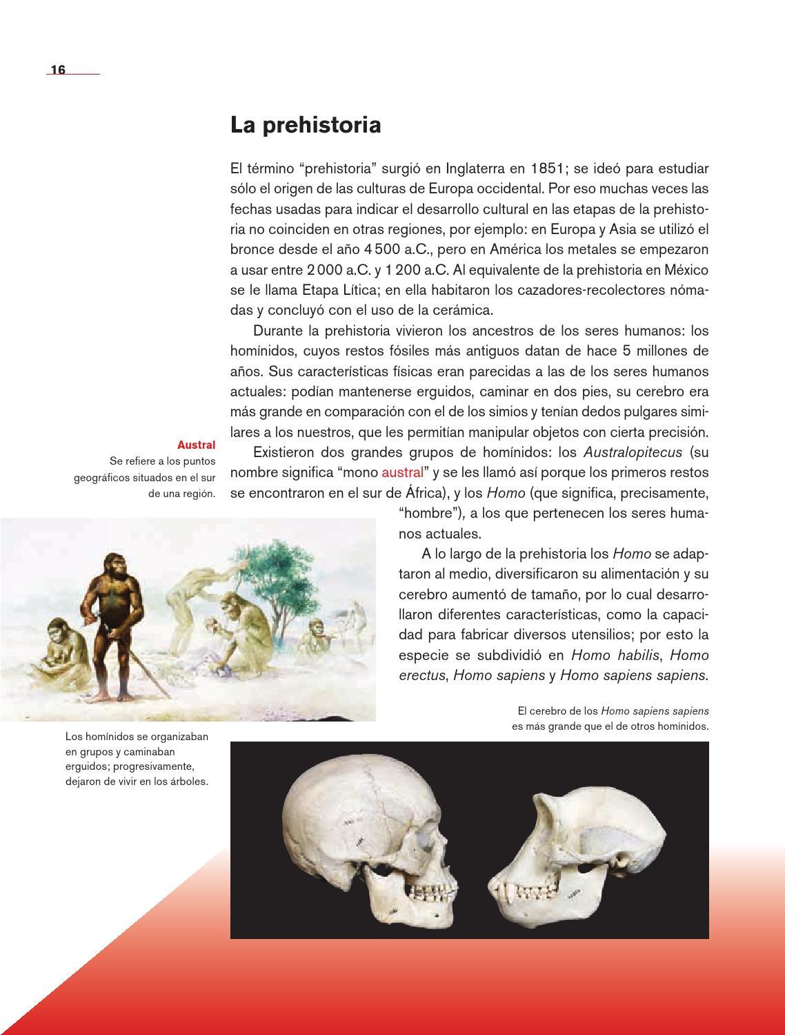 Historia 6o grado by rar muri issuu - El taller de lo antiguo ...