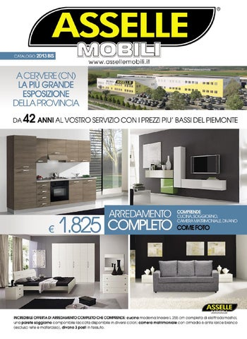 Catalogo Asselle Mobili 2013 BIS by Asselle Mobili - issuu