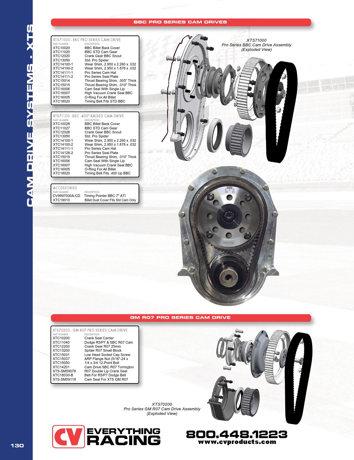 Cv Products Catalog Volume 14 By Joshua Powers Issuu Gm Timing Belt