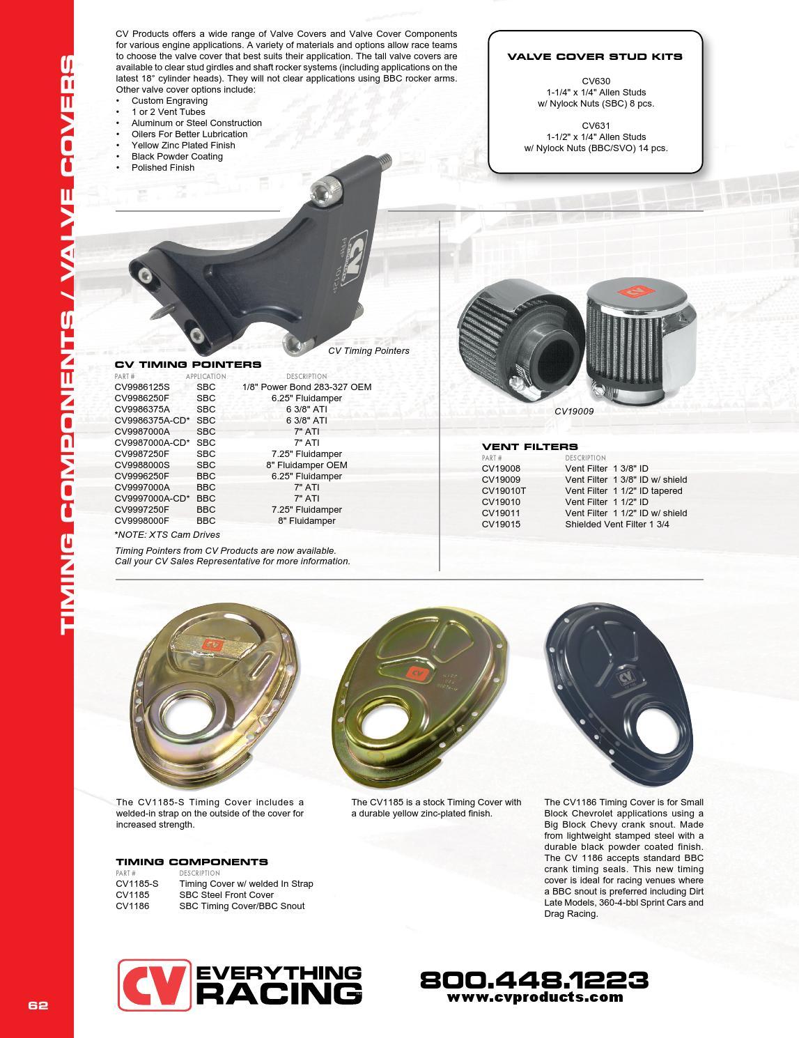 CV Products Catalog Volume 14 by Joshua Powers - issuu