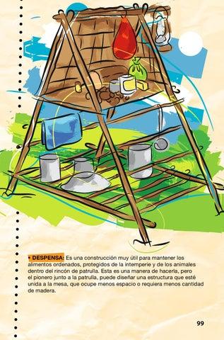 Manual Scouts | Capítulo Vida al Aire Libre + Nudos y Amarres y ...