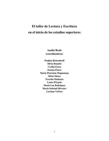 Libro taller semio by Grupo de Apoyo a Cursos Nivelatorios en Lecto ... 613f59abfa5ff