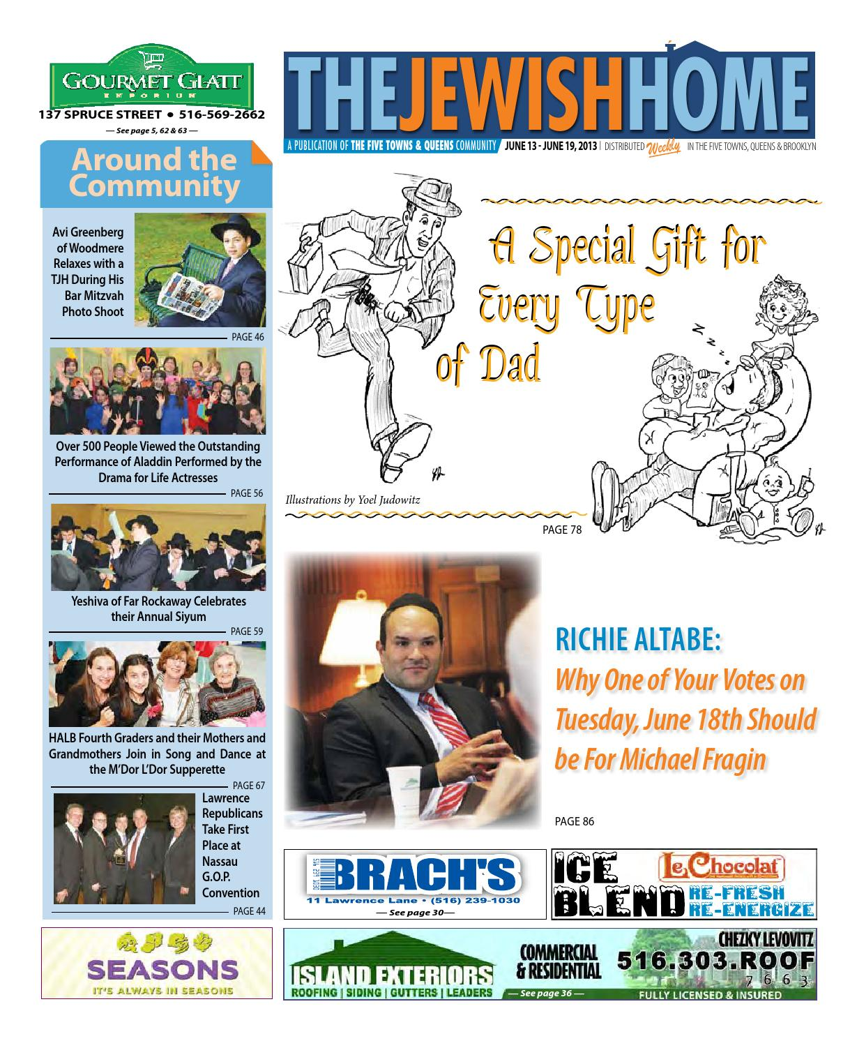 half off e0681 475bd Five Towns Jewish Home 6-13-13 by Yitzy Halpern - issuu