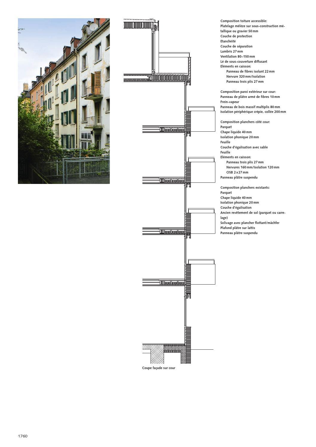 Isolation phonique plancher bois existant latest - Isolation phonique exterieure ...