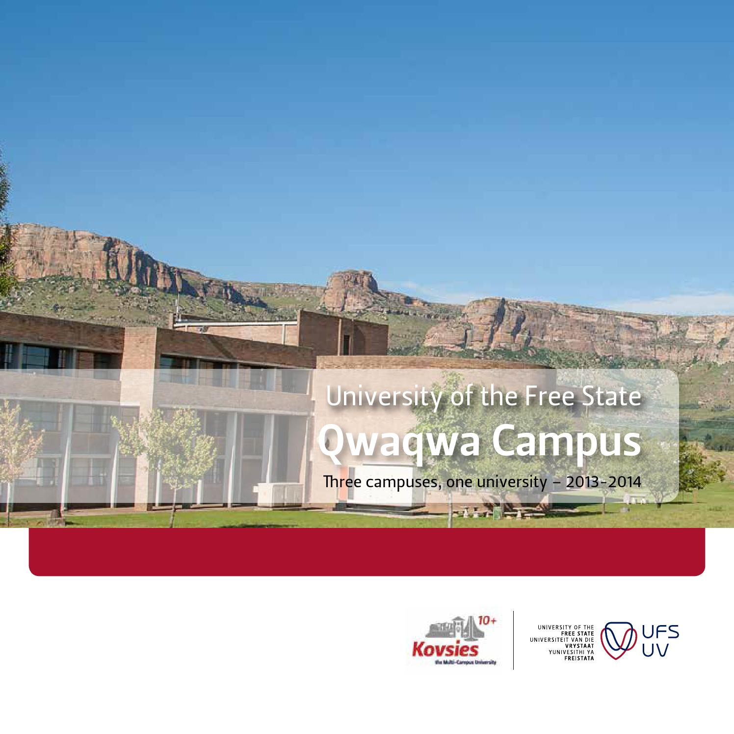 Image result for university of the free state uniqwa