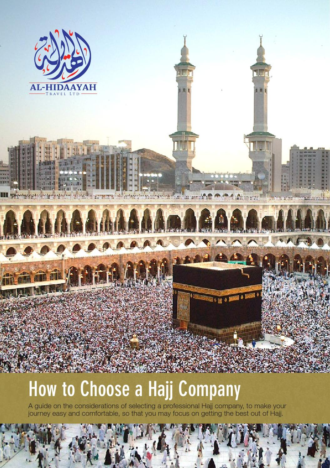 Journey of the Hearts: All About Hajj