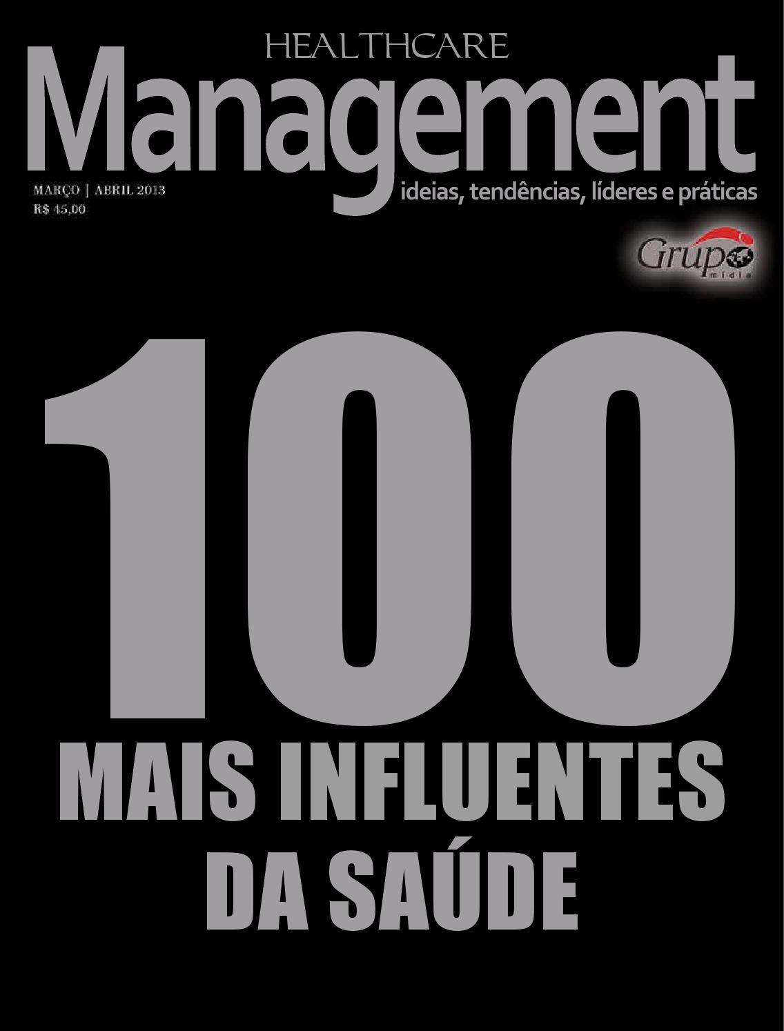 31b814cb53b HealthCare Management 23a Edição by Grupo Mídia - issuu