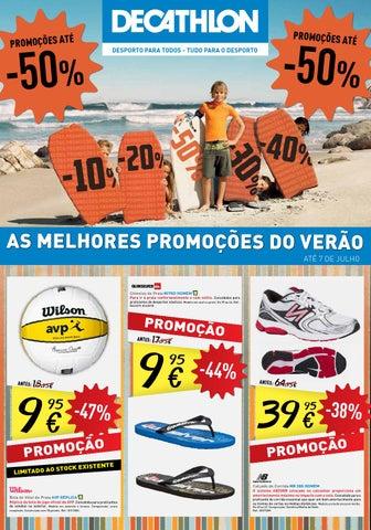 8662af9cc Folheto Verão by Decathlon Portugal - issuu