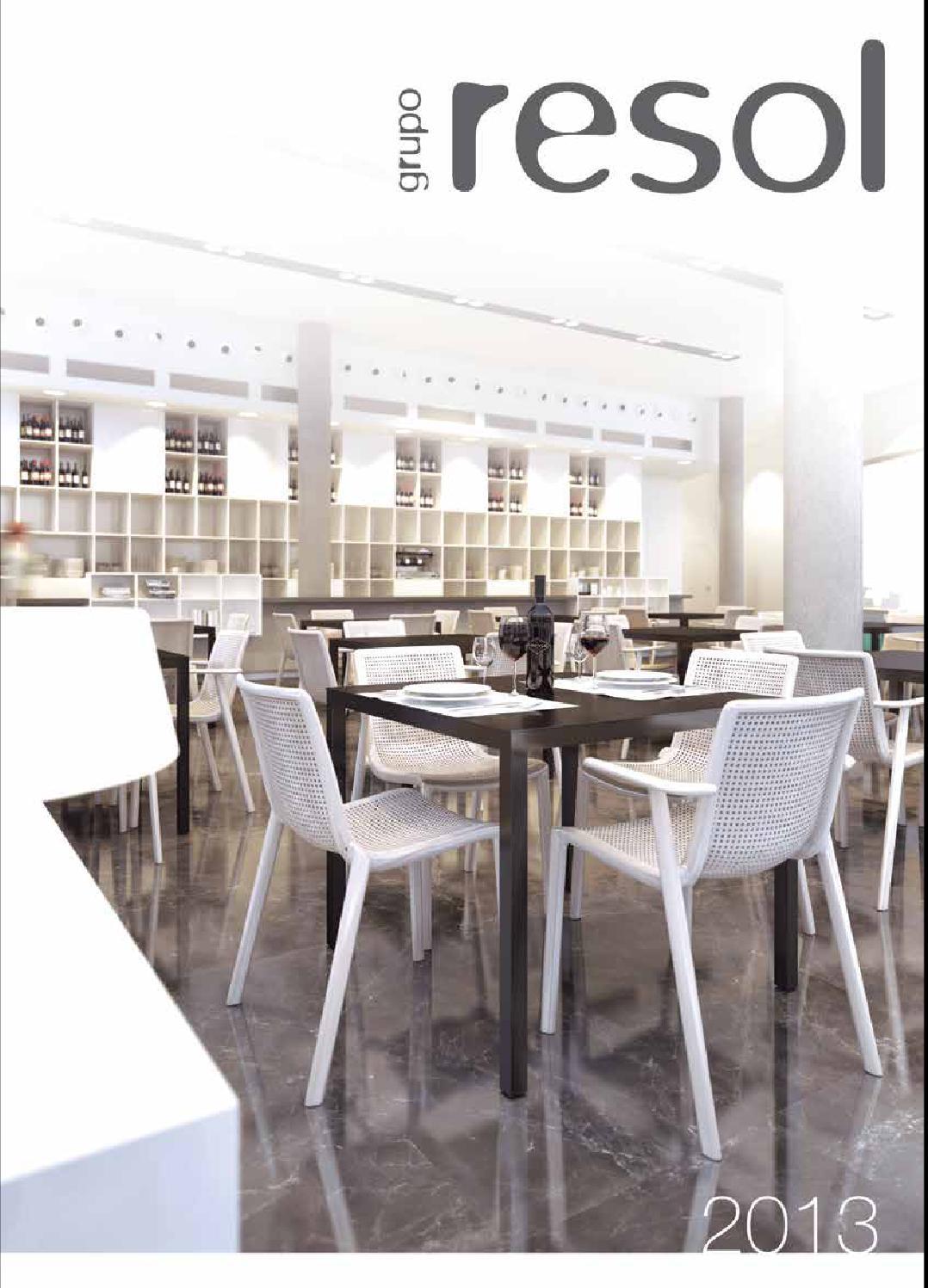 Mobiliario issuu catalogo Sih Resol by Servitel sQrBthdCx
