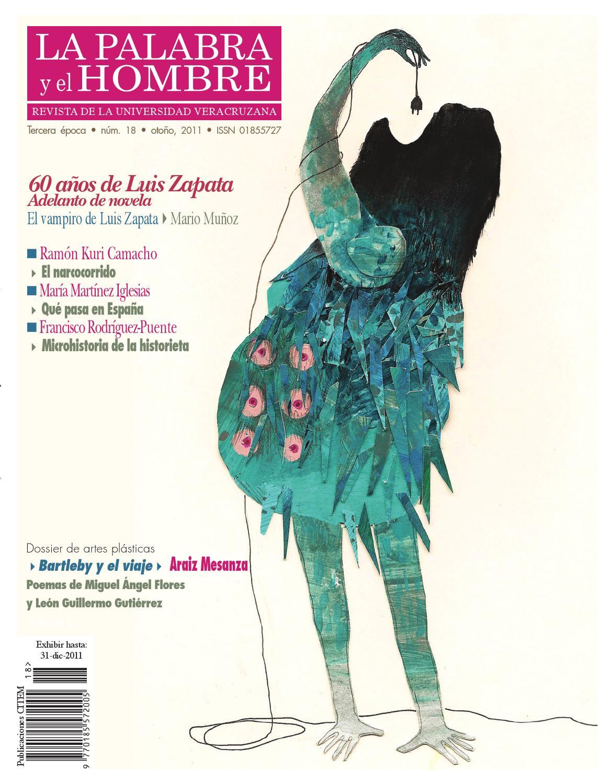 c1291a70 La Palabra y el Hombre No.18 by Revista