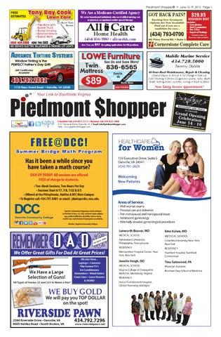 daa7a85a51 Ps 06 13 13 by piedmont shopper - issuu