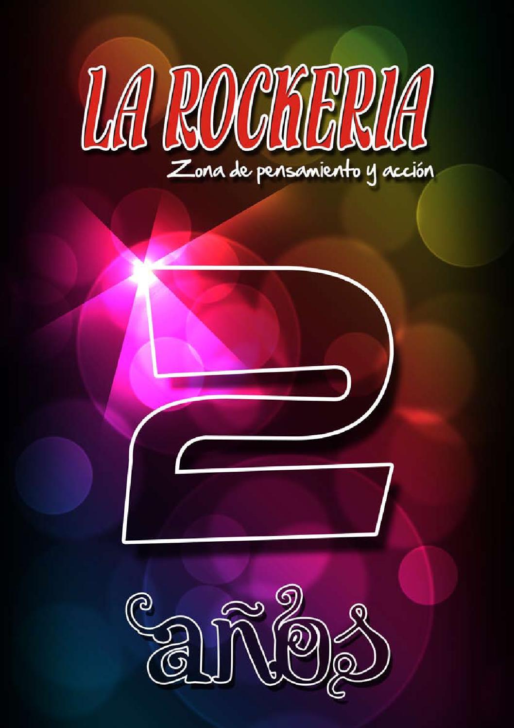 La Rockería Nº 17 by Emiliano Burgos - issuu