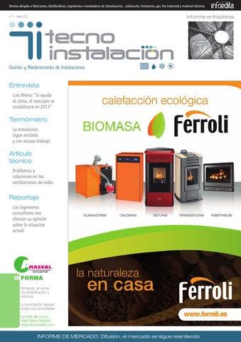 74e60055e3c2 Tecnoinstalación Mayo 2013 by Infoedita Comunicacion Profesional - issuu