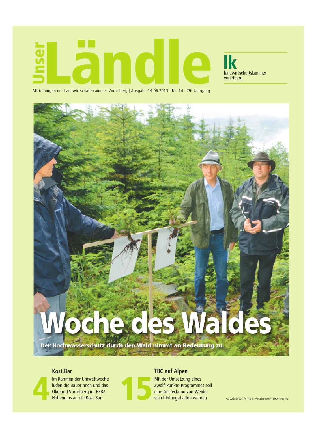 Ländle 24 klein by Landwirtschaftskammer Vorarlberg - issuu