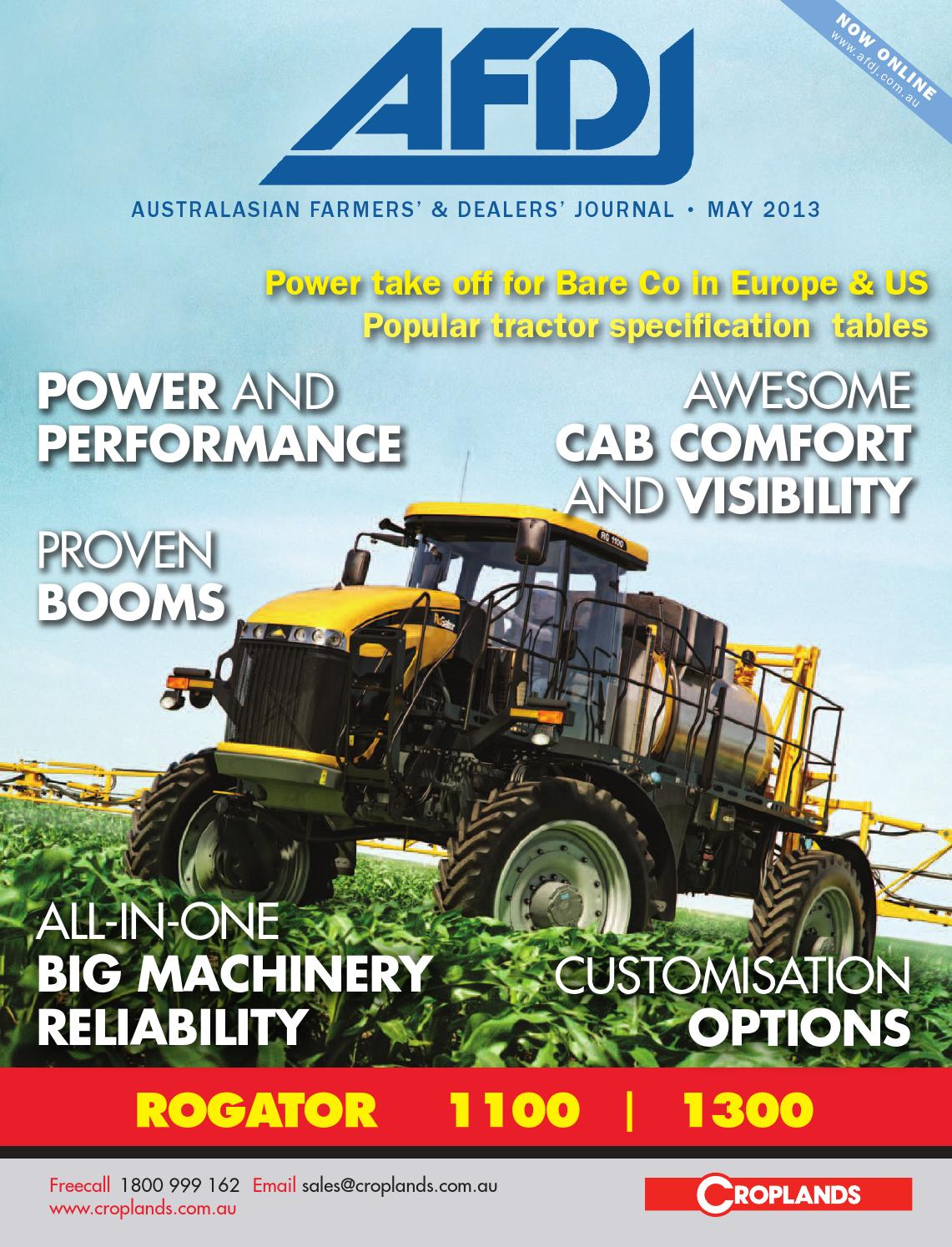 Australiasian Farmers Dealers Journal By Provincial Press Group Gx200 Va2 Engine Jpn Honda Small Cylinder Diagram And Parts Issuu