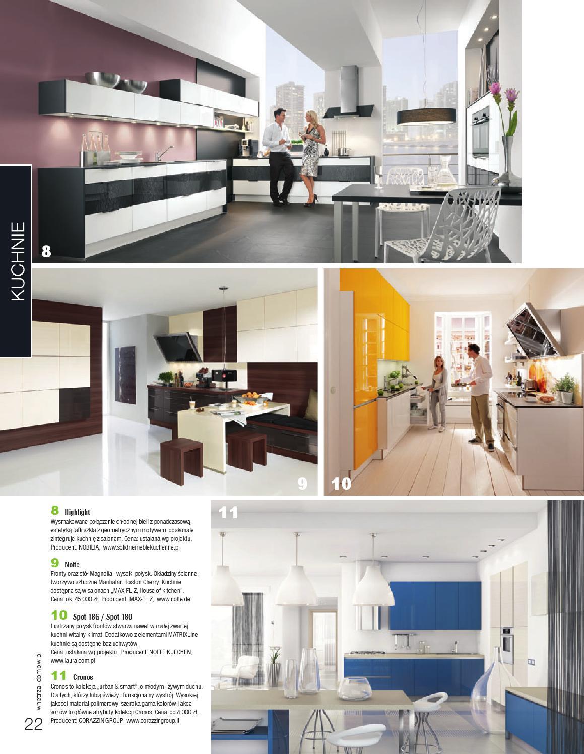 Kuchnie I łazienki 7 By Dobry Dom Issuu