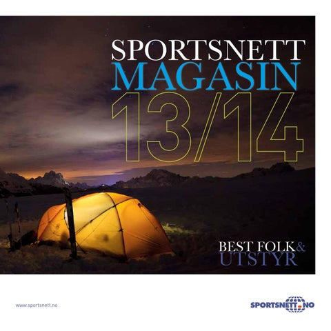33ca8731 Sportsnett katalog 2013 by INK DESIGN - issuu