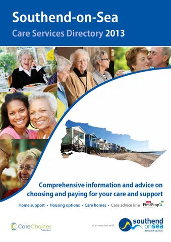 Southend on Sea Care Services Directory