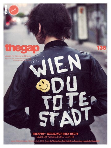 The Gap 136 By The Gap Issuu