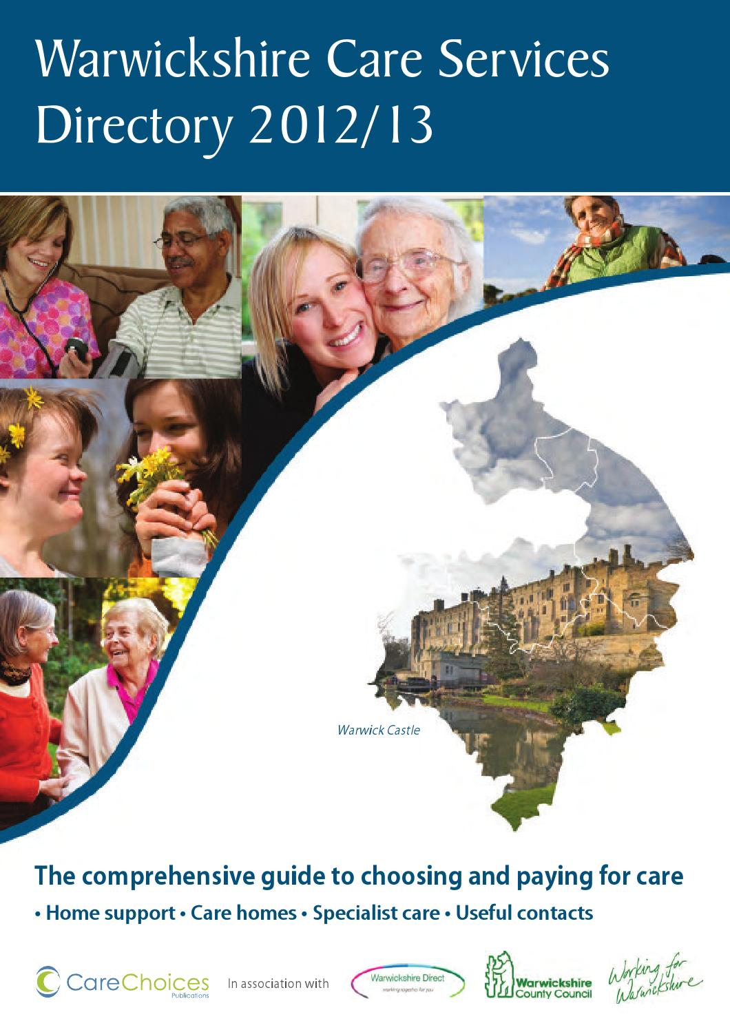 Lower meadow is a 40 capacity stratford care home that looks to take a - Warwickshire Care Services Directory 2012 13 By Care Choices Ltd Issuu
