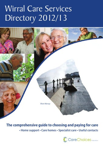 Wirral Care Services Directory 2012 13