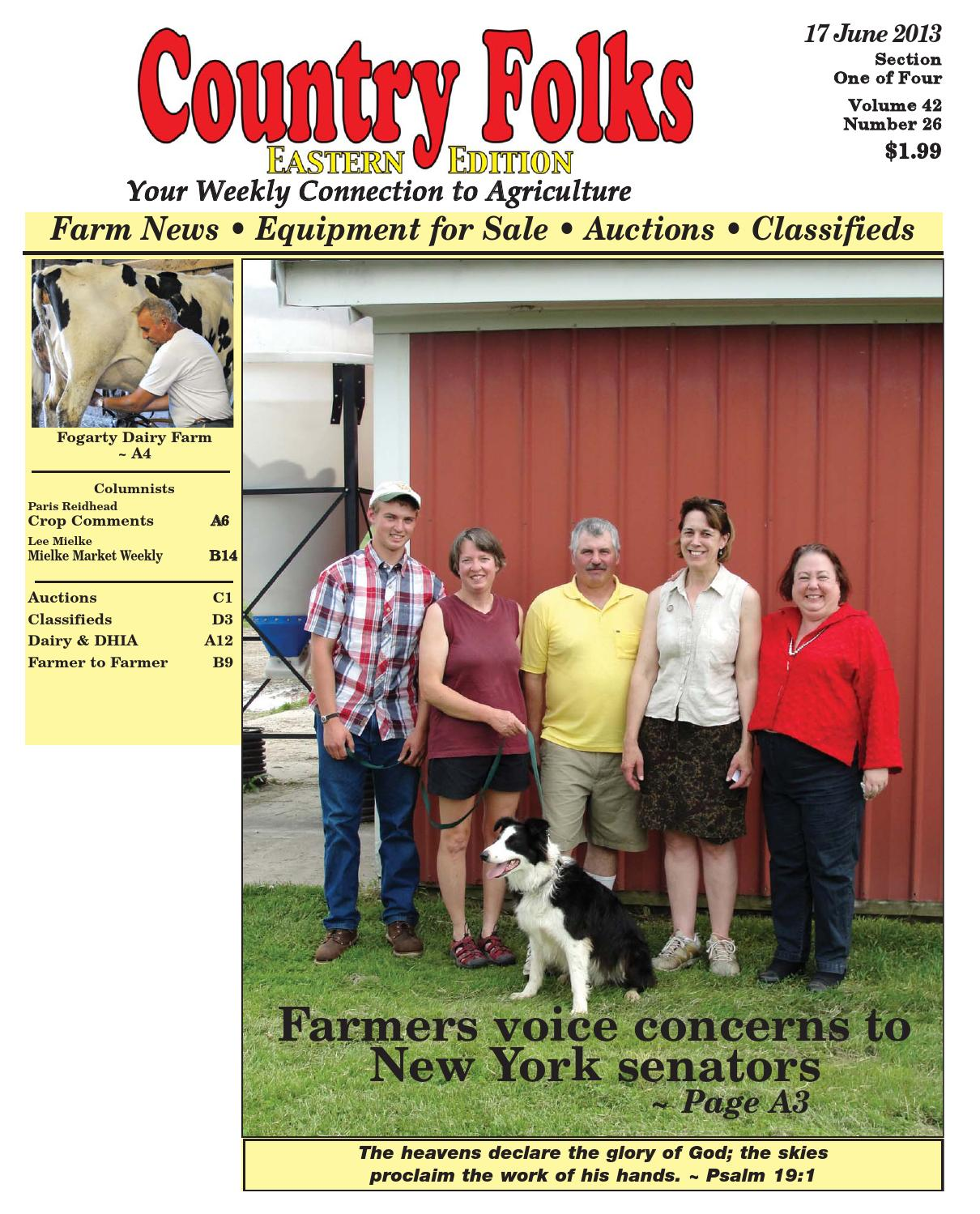 Country Folks East 6 17 13 by Lee Publications - issuu