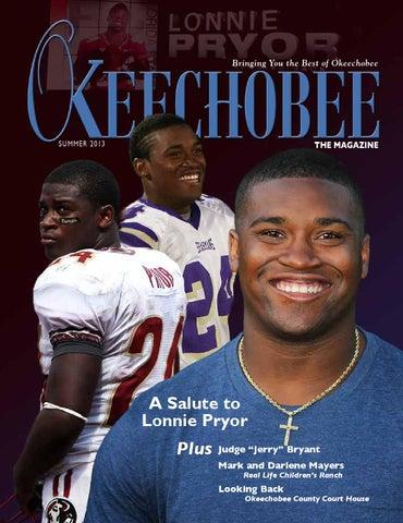 Okeechobee The Magazine Summer 2013 by Okeechobee The