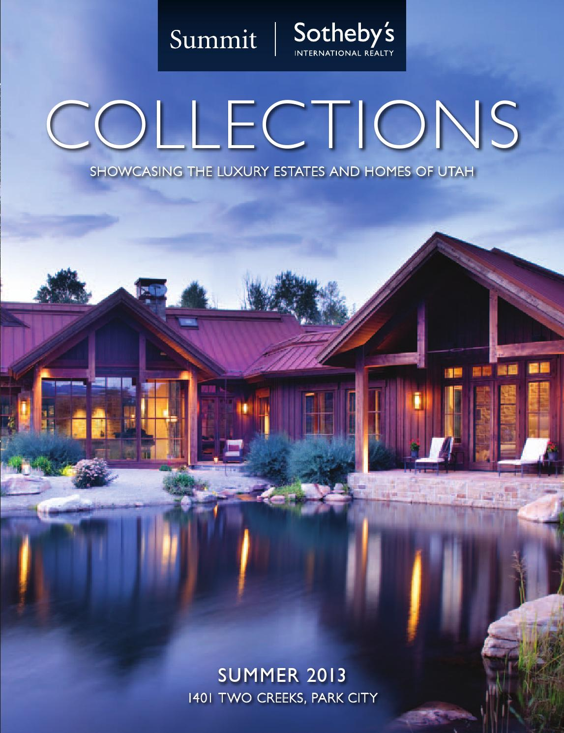 Summit Sothebys International Realty Collections Magazine ...