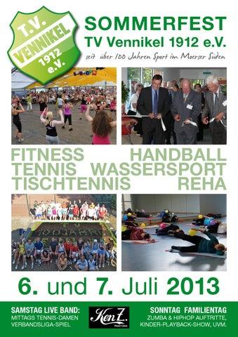 56b9181faae4d TV Vennikel Festschrift 2013 by TV Vennikel 1912 e.V. - issuu