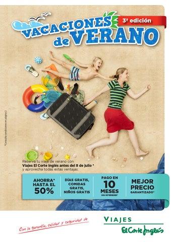 Viajes El Corte Ingles Catalogo Vacaciones De Verano By Milyuncatalogos Com Issuu