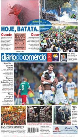 7336 diario do vale segunda feira 16 06 2014 by Diário do Vale - issuu 1618b914d5b11